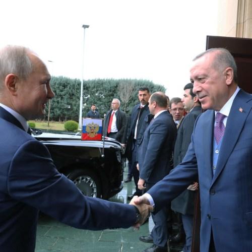 Turkey and Russia to inaugurate TurkStream pipeline