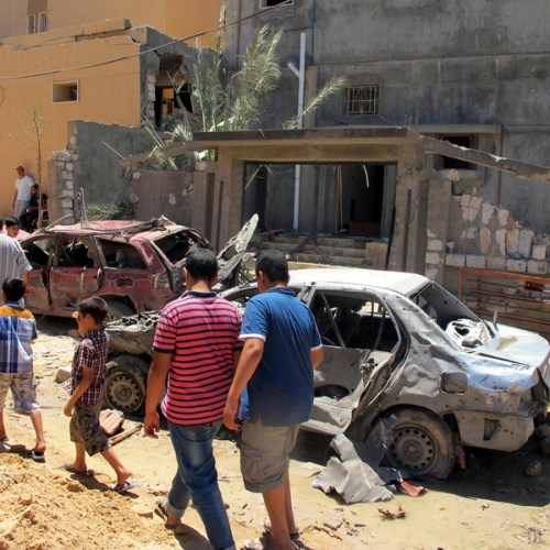 UNICEF warns 'dire and untenable' situation for tens of thousands of children in unrelenting conflict in Libya