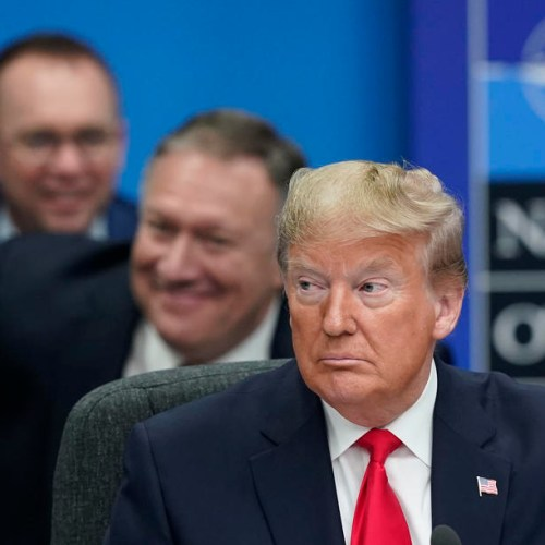 Trump proposes NATO expansion into Middle East