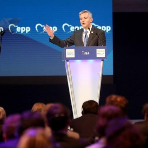 EPP appoints Dr Simon Busuttil as Secretary General