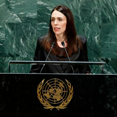 New Zealand Prime Minister named 'Pacific Person of the Year'
