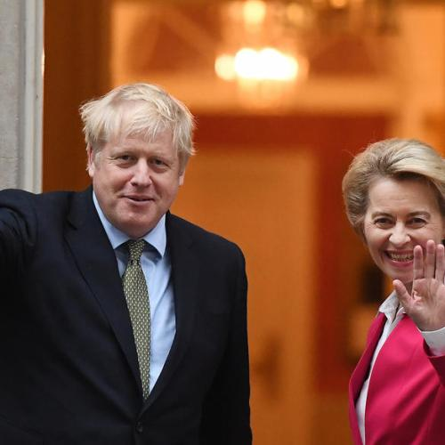 Johnson's Brexit Deal one step closer to Royal Assent
