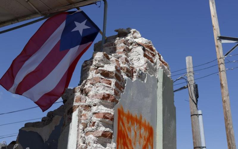 Puerto Rico hit by magnitude 6 earthquake
