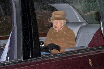 UPDATED: Queen will rest and undertake light duties