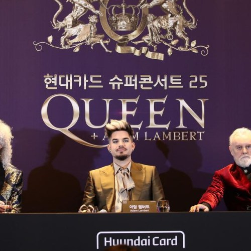 Photo Story: Queen in South Korea
