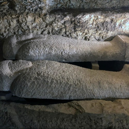 New discoveries at an archaeological site in Minya, Egypt