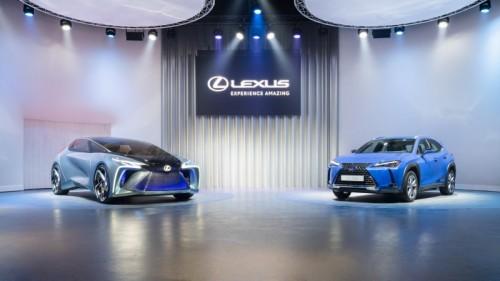 Lexus Announces Three European Premieres For The 2020 Geneva Motor Show