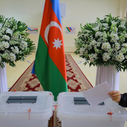 As expected, Azeri ruling party strengthens grip after parliamentary election