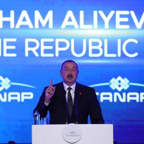 Azerbaijan holds a snap parliamentary election