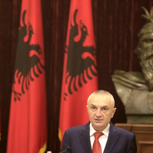 Albania's parliament votes to sack president
