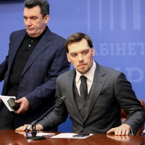 Ukraine's prime minister submits resignation . . . again