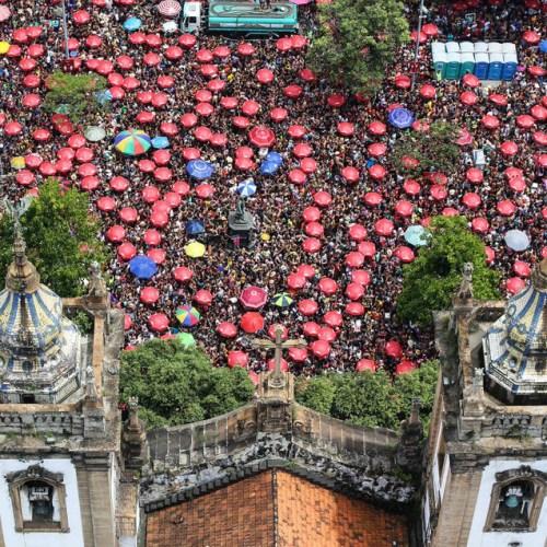 Photo Story: Rio prepares for Carnival