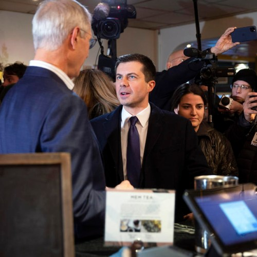 Buttigieg continues to lead over Sanders in updated Iowa vote totals
