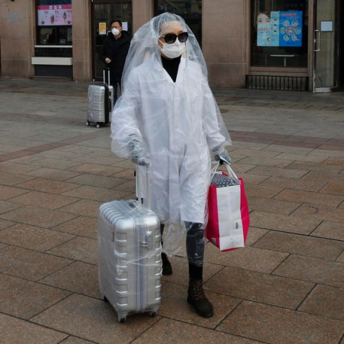 Coronavirus crisis hits global flows of post, China Post disinfecting postal offices to ensure the virus doesn't travel via the mail