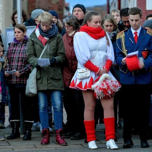 No political motive so far behind German carnival incident