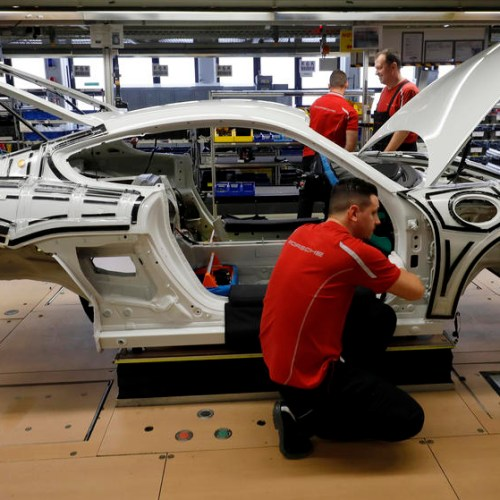 German economy likely to shrink less this year than during 2009 crisis – IfW