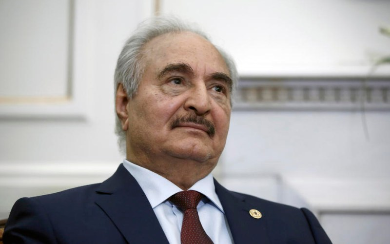 Haftar committed to end oil-facilities blockade – US Embassy