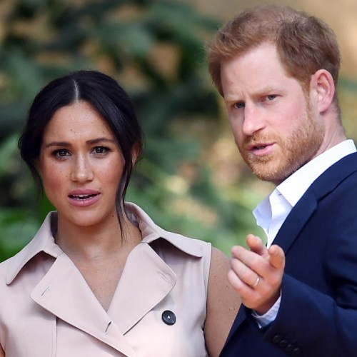Harry and Meghan to be barred from using 'Sussex Royal' brand