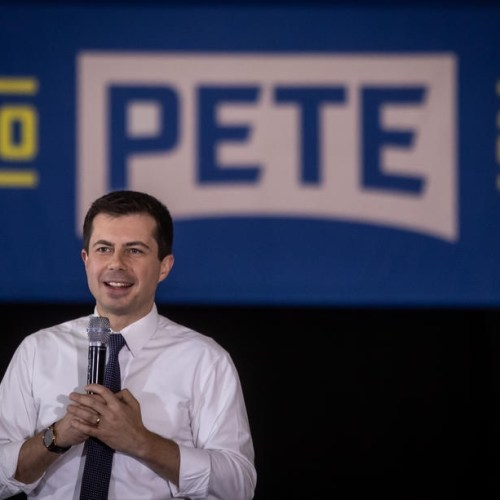 Survey ahead of Iowa vote not published after alleged omission of Buttigieg's name