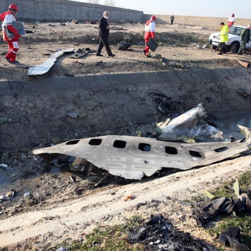 Iran will no longer share evidence from Ukraine airliner crash after leaked audio