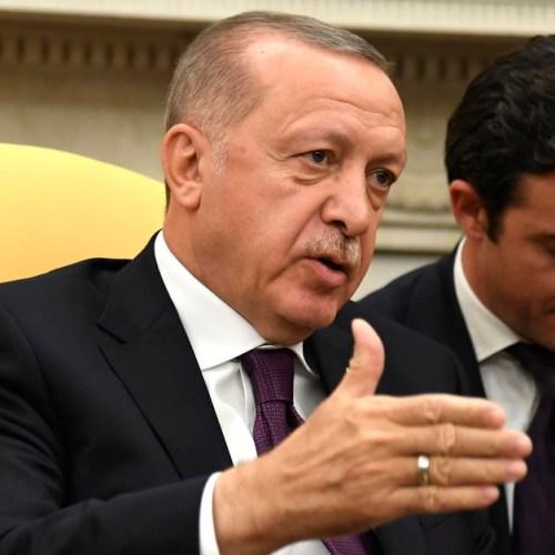 Erdogan vows that Turkey will not allow Syrian forces gain ground in Idlib