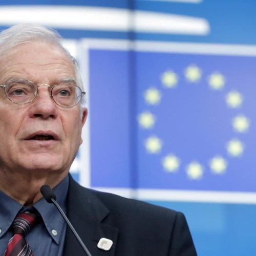 EU foreign policy chief in Libya to insist on peace talks