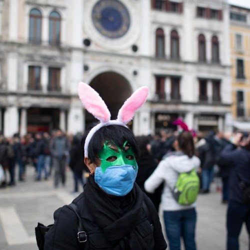 Venice carnival suspended after Coronavirus cases escalation in Italy
