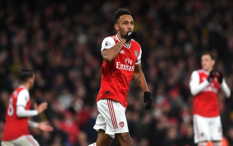 Arsenal's Aubameyang and Partey to miss Cup of Nations games due to COVID-19 restrictions