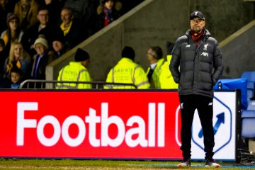 Best thing about Super League is it did not happen, says Klopp