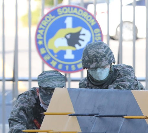 Coronavirus infects US soldier for first time