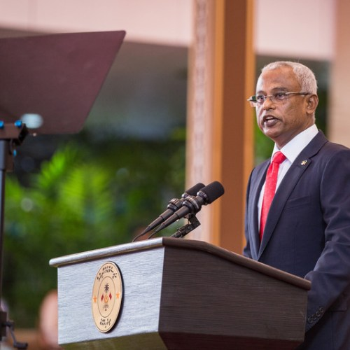 Maldives re-joins the Commonwealth