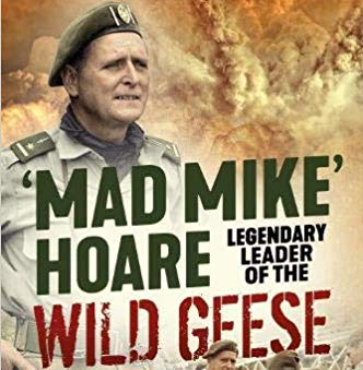Mercenary 'Mad Mike' Hoare dies aged 100
