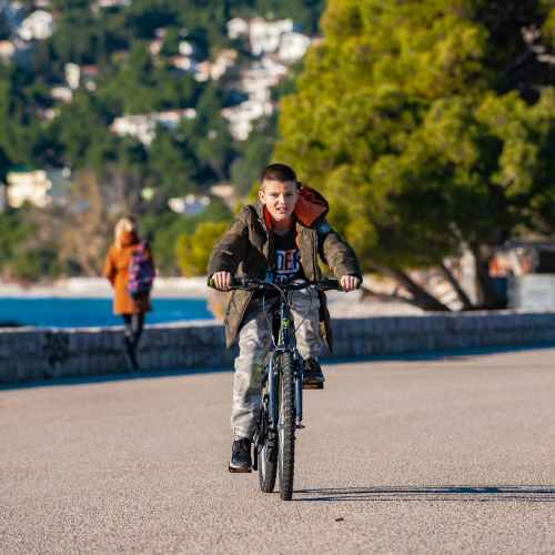 Every child in England to be offered bicycle training