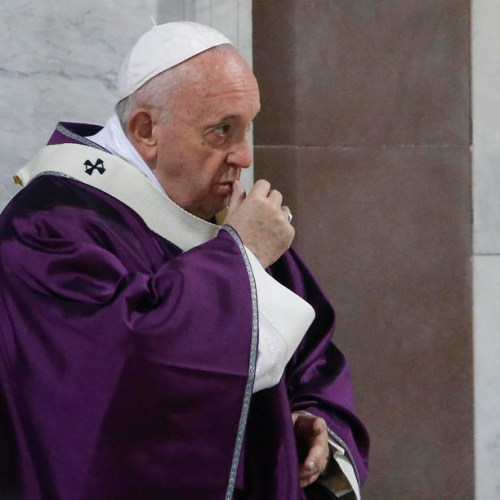 Pope skips mass due to 'mild ailment'