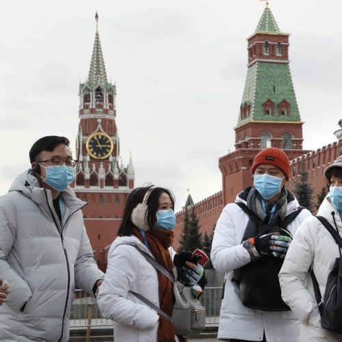 Russia decides to suspend working visas to Chinese citizens, air services due to coronavirus outbreak