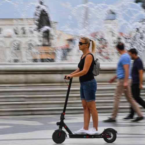 Romanian Government ordinance regulates electric scooter use