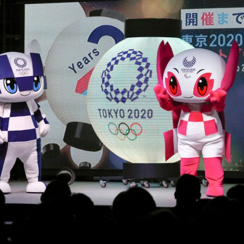"""United by Emotion"" revealed as Tokyo Olympic Games' motto"