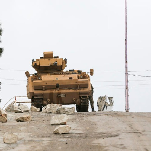 Escalation between Turkey and Syria after Turkish soldiers killed