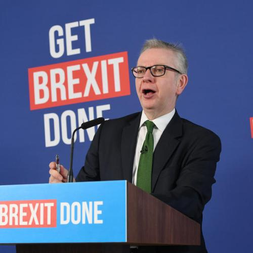 Gove warns of inevitable Brexit talks for everybody who imports from EU as of 2021
