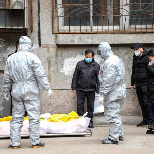 China death toll rises to over 360, China's new hospital set to open