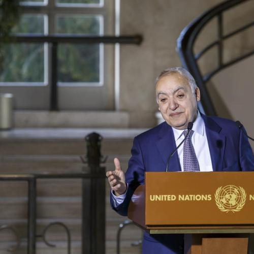 Willingness to negotiate peace in Libya as UN-led talks are held in Geneva