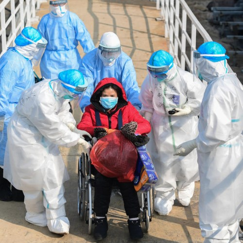 China virus toll nears 500, cases found on cruise ship in Japan