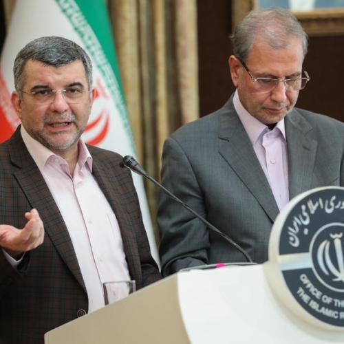 Iran's deputy health minister says he contracted the Coronavirus