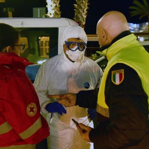 Denmark confirms first coronavirus case