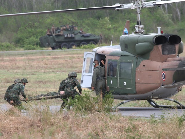 Cobra Gold 2020 military exercise, in Thailand