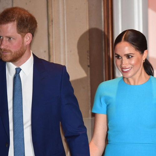 Photo story: Prince Harry and Meghan Markle make first official UK engagement since split