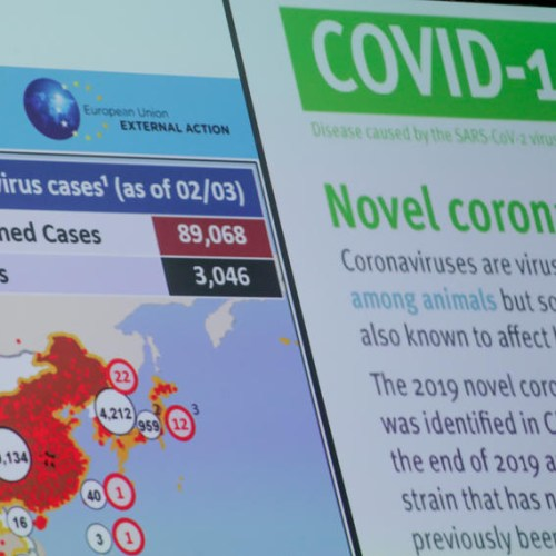 New coronavirus infections in Antwerp and Rome, cases in Iceland and Andorra