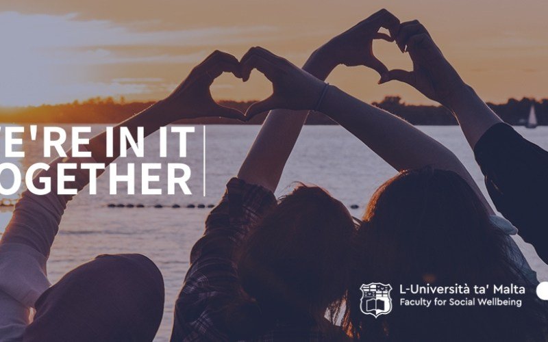 We're in it together (Societal Well Being – UOM – CI)