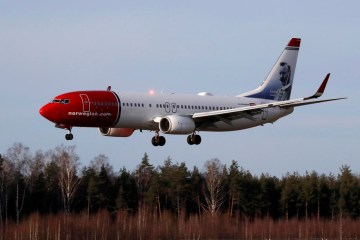 Norwegian Air, saved from collapse, reinvents as regional carrier