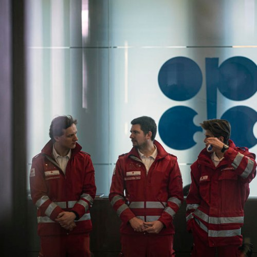 Photo Story: OPEC meeting in Vienna